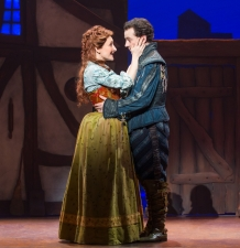 Maggie Lakis and Rob McClure. © Jeremy Daniel