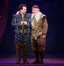 From L: Rob McClure and Jeff Brooks. © Jeremy Daniel